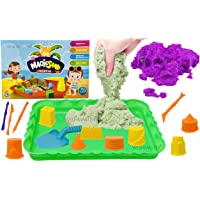 Wishmaster Playing Sand for for Boys & Girls Suitable Age 3, 4, 5, 6,7, 8, 9, 10 Year Kids | Best Gifts for Kids | 1 Kg…