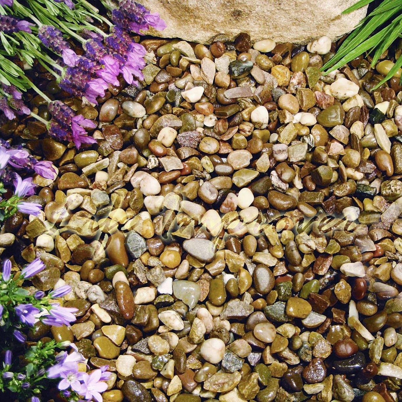 Ghiaia in ardesia per giardino, patio, vialetto, piante: Amazon.it ...