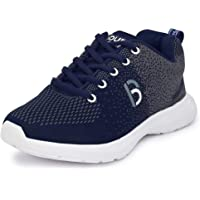 Bourge Boy's Orange-02 Running Shoes