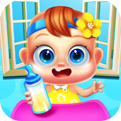My Baby Care - Kids Newborn Babysitter Games Free