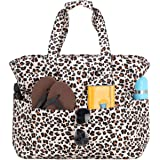 Beach Pool Bags Tote for Women Ladies Large Gym Tote Carry On Bag With Wet Compartment for Weekender Travel Waterproof