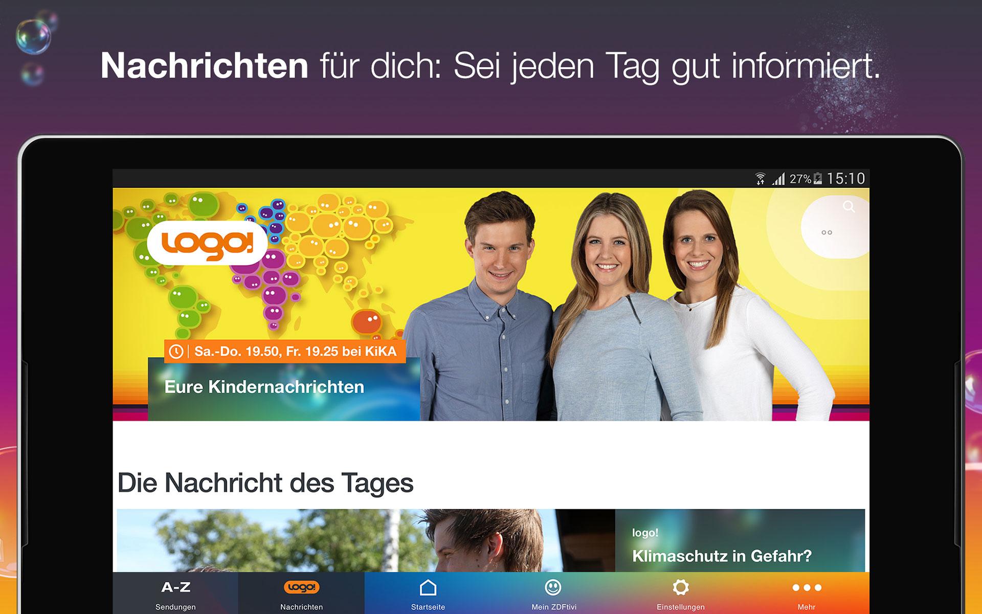 ZDFtivi-App – Videos und Unterhaltung für Kinder - 6
