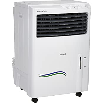Crompton Marvel PAC201 20-Litre Evaporative Air Personal Cooler - White