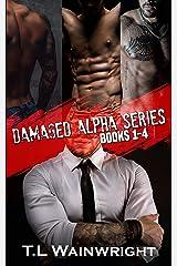 THE DAMAGED ALPHA SERIES: BOX SET Kindle Edition