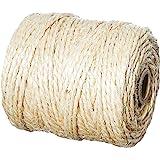APLI 13127 - Bobina de cuerda de sisal 400 g - 100 m