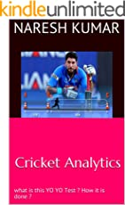 Cricket Analytics: what is this YO YO Test ? How it is done ?