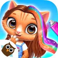 Amy's Animal Hair Salon - Crazy Fluffy Cats Style Makeovers