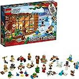 LEGO 60235 City Adventskalender, Bauset, bunt