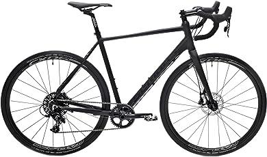 SERIOUS Grafix Pro Matte Black 2017 Cyclocrosser