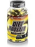 IronMaxx Diet Booster – 7-Komponenten Appetit- & Carbblocker - Diät Kapseln zur Unterstützung von Lower-Carb Ernährung – 1 x 150 Kapseln