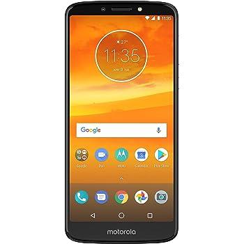 Motorola E5 Plus Smartphone da 2 GB, Nero, [Italia]