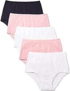 QincLing Culotte Slip Coton Femme Dentelle Culotte Ventre Plat ... 0b399c64841