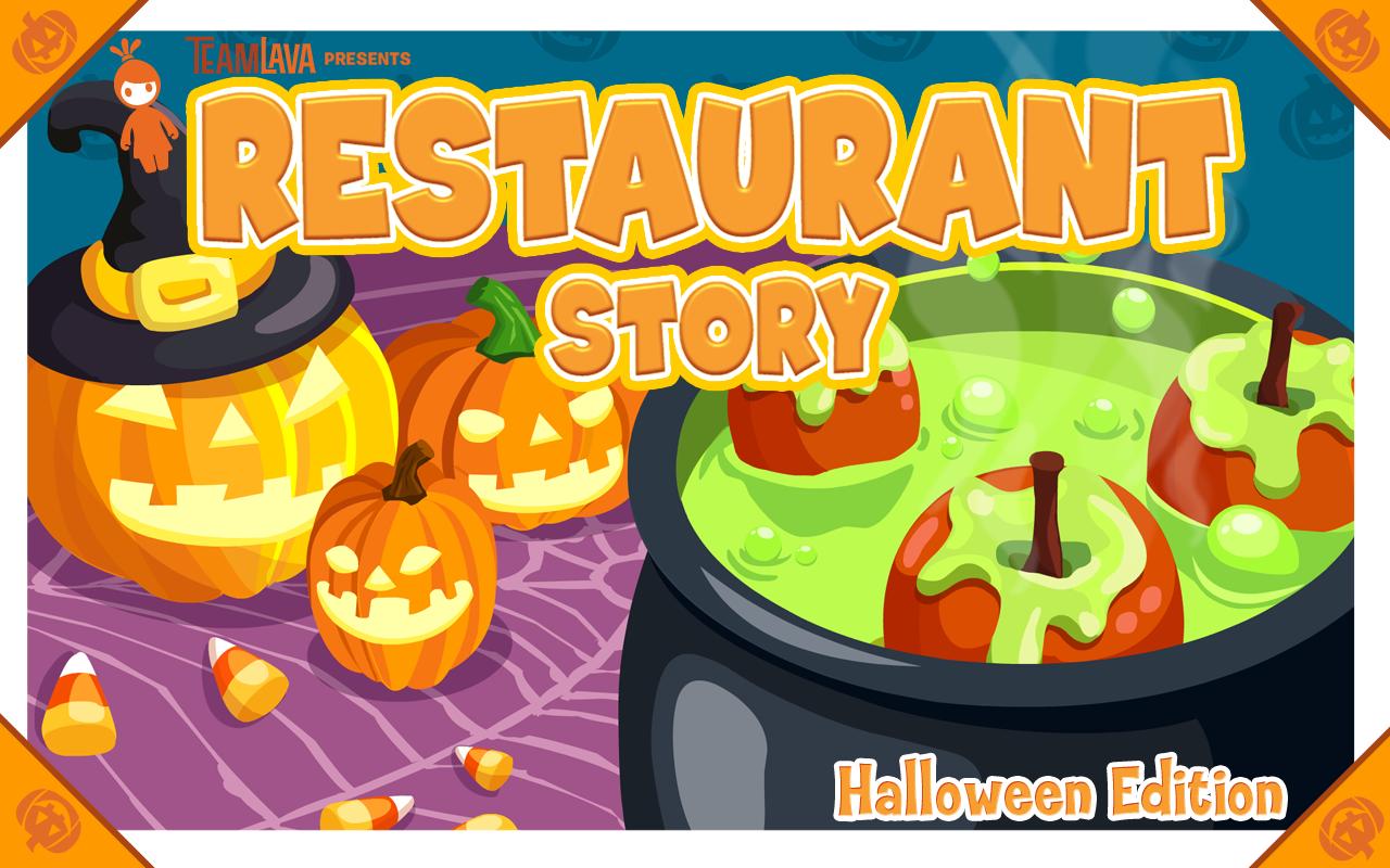 Restaurant Story: Halloween