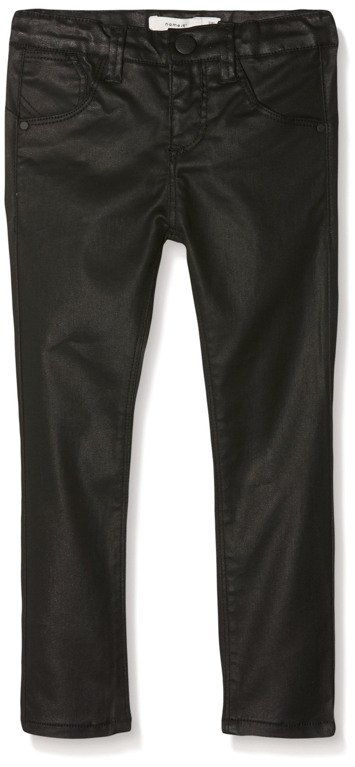 NAME IT Nitblosa Skinny TWI Pant F Mini Pantalones para Bebés 1