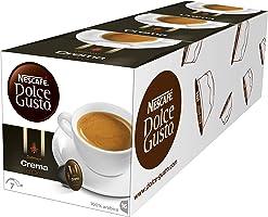 NESCAFÉ Dolce Gusto Dallmayr Crema d'Oro   48 Kaffeekapseln   100% Arabica-Bohnen   Feine Crema und vollmundiges Aroma  ...