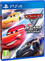 PS4 CARS 3 DRIVEN TO WIN PlayStation 4 by Warner Bros. Interactive