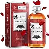 Acqua di Rose Eclat – Tonico per Viso Concentrato all'Acqua di Rose Naturale – Calma il Rossore, Rassoda ed Equilibra la Pell