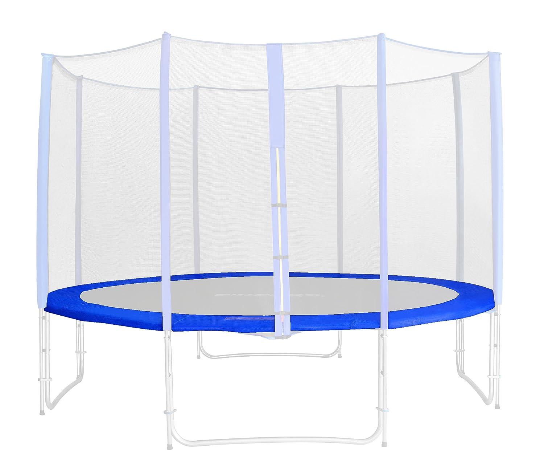 Tour de protection de rechange bleu pour trampoline de jardin 1