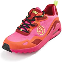 Zumba Athletic Air Classic Gym Fitness Sneakers Dance Workout Shoes for Women, Scarpe da Ginnastica Donna