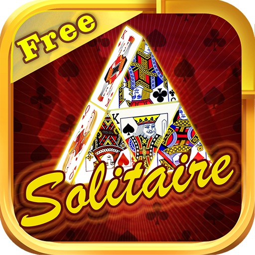 Pyramid Tri Peaks Solitaire Free - Card Towers Game Pack for Kindle Fire