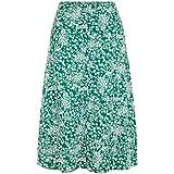 PIECES Pcangilica HW Midi Skirt Falda para Mujer