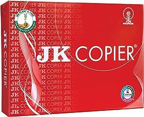 JK Copier Paper - A4, 500 Sheets, 75 GSM, - box (5reams)