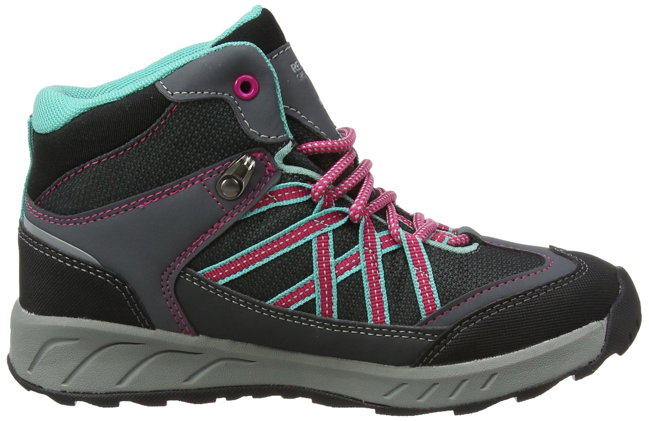 Regatta Samaris Mid Jnr, Girls' High Rise Hiking Boots 6