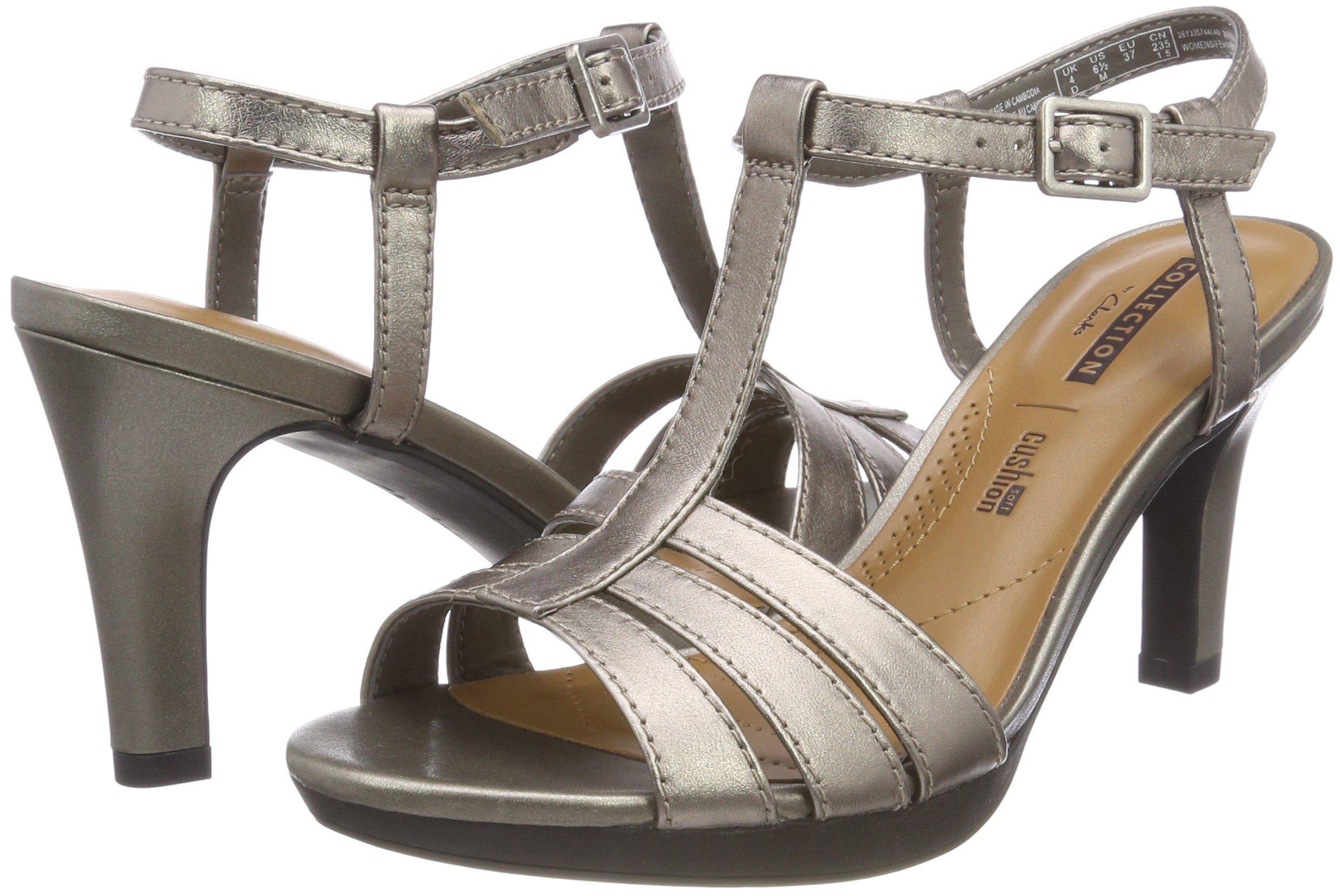 63a620680a6b Clarks Women s Adriel Tevis Fashion Sandals - Gia Designer