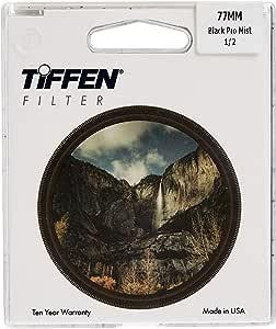 Tiffen Filter 77mm Black Pro Mist 1 2 Filter Kamera