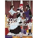 Komi can't communicate (Vol. 5)
