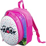 Hatchimals Coleggtibles School Bag Thermal Lunch Bag for Girl Back to School Essential Backpack 2 Back Packs in 1 Holiday