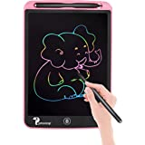 Proffisy Colourful Screen LCD Writing Tablet Pad 8.5 Inch Color Line E-Writing Electronic Board and Scribble MeMO Notes with