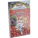 Pokémon Epée et Bouclier-Clash des Rebelles (EB02) : Pack Portfolio + Booster, POB09EB02