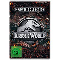 Jurassic World - 5-Movie-Collection [5 DVDs]