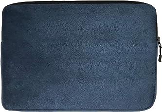 "Khooti Laptop Sleeves D3 Laminated Italian Fabric Astronaut Blue 15.6"""