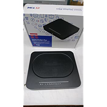 SMART MODEM PLUS WI-FI PER ADSL E FIBRA DI TIM (DGA4130)