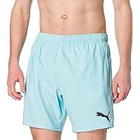PUMA Men's Swim Mid Shorts Trunks