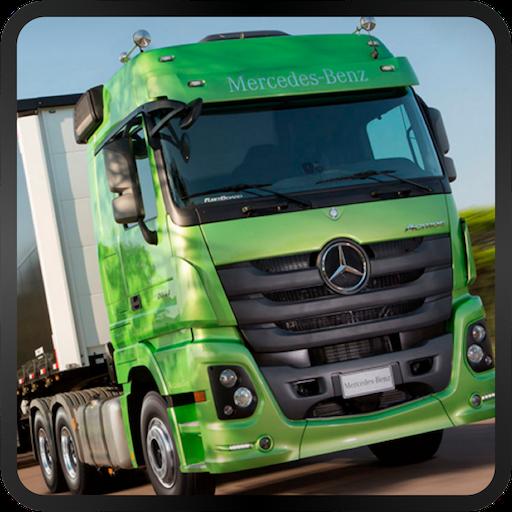 Mercedes Benz Truck Simulator (Truck Simulator Pc Spiele)