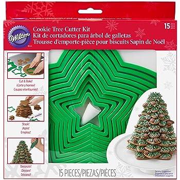 pâtisserie emporte-pièce Kitchen Craft petit 4cm de Arbre de Noël Forme biscuit