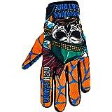 Broken Head Mx Handschuhe Faustschlag Motorrad Handschuhe Für Motocross Enduro Mountainbike Orange Größe Xs Auto