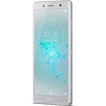 """Sony Xperia XZ2 Compact Dual SIM 4G 64GB Silver, White - Smartphones (12.7 cm (5""""), 64 GB, 19 MP, Android, 8, Silver, White) [versione Germania]"""