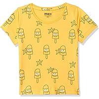 Max Baby-Boy's Regular T-Shirt