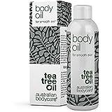 Australian Bodycare Body Oil 80 ml | Olja med Tea Tree Oil för bristningar, ärr och pigmentfläckar | Gravid, magen, rumpan, r