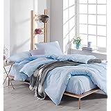 طقم غطاء لحاف 3 قطع لسرير مقاس سوبر كينغ، من انلورا هوم، متعدد الالوان، مقاس 260 × 220 سم، 162ELQ48447