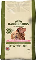 Harrington's Dog Food Complete Rich In Salmon and Potato, 12 kg