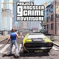 Projet Gangster Vegas City Crime Simulator: Jeu d'aventure de survie à l'épreuve du feu de l'esprit criminel 2018