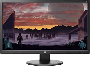 HP 24 inch Premium Business Full HD 1920x1080 HDMI DVI VGA LED Backlight LCD Monitor w VESA Mount