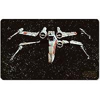 Star Wars Planche à Petit-déjeuner – Guerre des étoiles – X-Wing Fighter – Design Original sous Licence – Logo