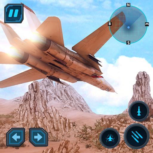 US Army Konvoi Kampf Survival Simulator 3D: Luftkampf Terrorangriff Real Hero Adventure Mission 2018