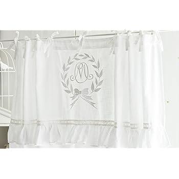Personalisierter Vorhang I Vorhang Landhaus I Landhaus Gardinen I